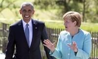 Германия и США – тесные союзники