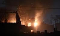 Террорист-смертник совершил взрыв в Кабуле