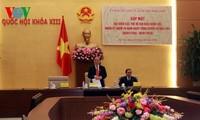Нгуен Шинь Хунг встретился с депутатами вьетнамского парламента разных поколений