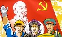 Весь народ обращает взор на 12-й съезд Компартии Вьетнама