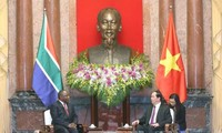 Президент СРВ Чан Дай Куанг: ЮАР – лидирующий партнер Вьетнама в Африке