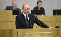 Путин призвал усилить оборону страны на фоне эскалации напряженности с США