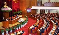 В Ханое прошел третий день работы 4-го пленума ЦК КПВ 12-го созыва