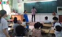 Учительница Хюнь Тхи Хоа Хонг – добрая мать детей-аутистов