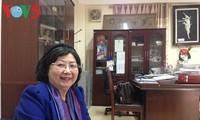 Народная артистка Чу Тхюй Куинь прилагает неустанные усилия для развития хореографического искусства