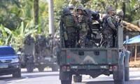 Президент Филиппин рассматривает вопрос введения военного положения в стране