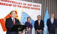 Нгуен Суан Фук провел переговоры с генсеком ООН Антониу Гутеррешем