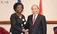 В рамках официального визита Нгуен Суан Фука в США прошли различные мероприятия