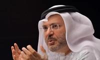 Госминистр ОАЭ: решение кризиса вокруг Катара не надо искать за пределами региона