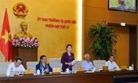 В Ханое открылось 13-е заседание Постоянного комитета Нацсобрания Вьетнама