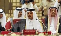 Эмир Катара призывал соседние государства к снятию эмбарго