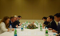 Фам Бинь Минь провел встречи со своим норвержским и ирландским коллегами