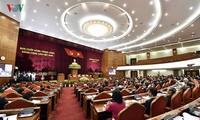 В Ханое открылся 7-й пленум ЦК Коммунистической партии Вьетнама 12-го созыва