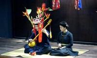 О мастере по исполнению песен «тхен» Нгуен Тхай Хоке
