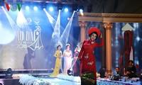В Праге прошел финал всеевропейского конкурса женского платья «ао-зяй» вьетнамских супруг – 2018