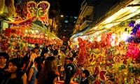 Vietnamese children enjoy Mid-Autumn festival celebrations around the world