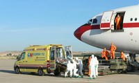 US requests air bases use in Spain in Ebola combat