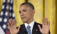 Obama vows to cooperate with new congress