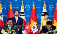 Vietnam, Rok conclude FTA negotiations