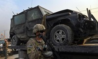 Suicide bomber attacks European police training mission in Kabul