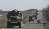 Separatists in Ukraine announce pullback of heavy weapons