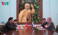 Vietnam proves vital role in hosting IPU 132