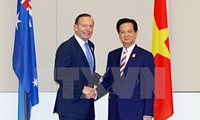 PM Nguyen Tan Dung visits Australia and New Zealand