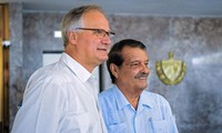 EU, Cuba hold talks on differences