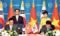 RoK ratifies FTA with Vietnam