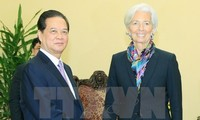 IMF wants to boost cooperation with Vietnam
