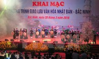 Japanese cultural festival in Bac Ninh province