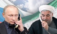 Russian Iranian Presidents discuss Syrian situation by phone