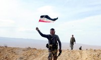 Syrian army recaptures Qaryatain city from IS