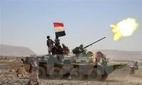 Arab coalition says it will respect Yemen truce
