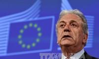 EU proposes visa-free travel for Ukraine