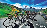 Tour de France - the world's most famous bicycle race