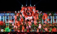 Festival of Lights in Lyon – the magic colors
