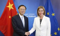 EU, China join efforts in tackling global challenges