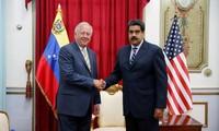 Venezuela, US seek to improve ties