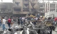 Suicide bombing in Iraq kills 35 people