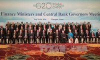 G20 warns of Brexit risk to global growth