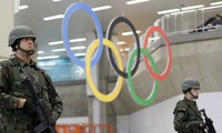 Brazil tightens security during Rio Olympics