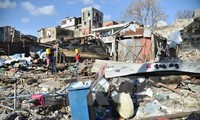 United Nations calls for aid for Haiti hurricane victims