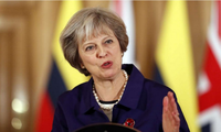 British PM Theresa May: Brexit timetable unchanged