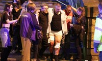 Police confirm suicide bombing after Manchester Arena explosion
