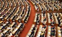 Parlamento vietnamita revisa enmiendas a la ley de apoyo a las pequeñas y medianas empresas