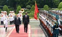Vietnam, Mozambique enhance relations