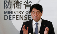 Japan sees escalating security threat from North Korea