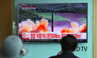 World powers react to North Korea's latest missile launch