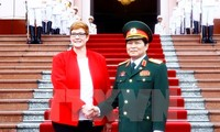 Vietnam, Australia strengthen security ties